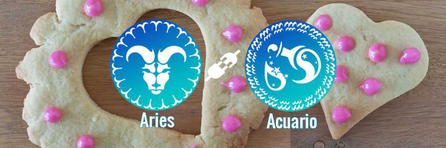 Compatibilidad de Aries y Acuario