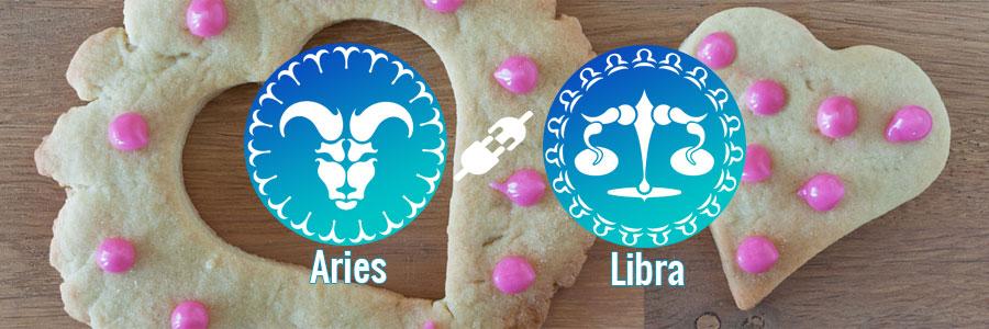 Compatibilidad de Aries y Libra