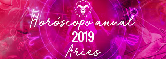 Horóscopo de Aries 2019