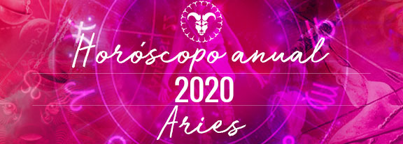 Horóscopo de Aries 2020