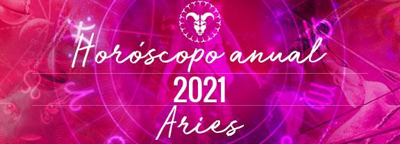 Horóscopo de Aries 2021