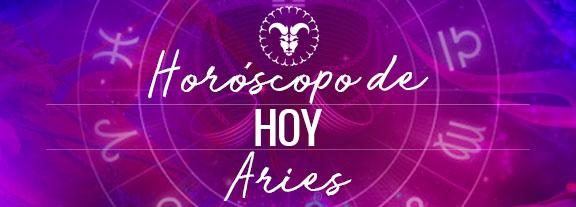 Horóscopo de Aries Hoy